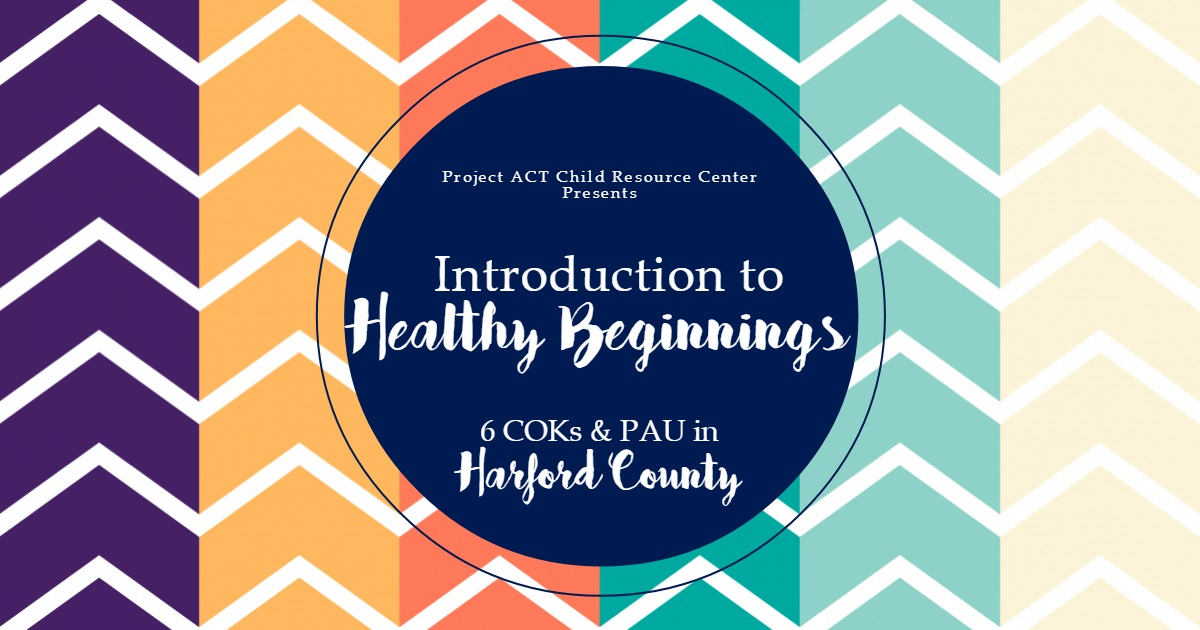 Intro To Healthy Beginnings